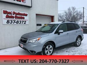 2015 Subaru Forester 2.5i Convenience Package (CVT)