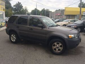 2005 Ford Escape XLT/FOGLIGHTS/ROOFRACK/LOADED/ALLOYS
