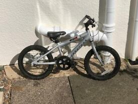 Childs first bike