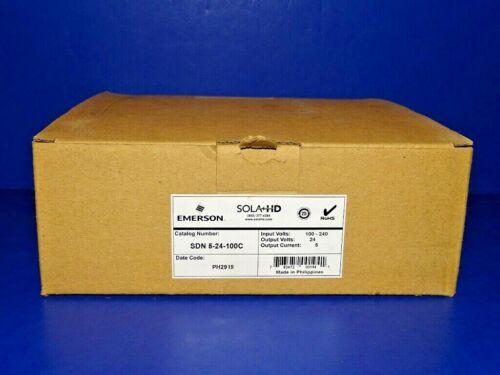 NEW IN BOX Sola/Hevi-Duty SDN 5-24-100C Power Supply