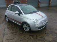 Fiat 500 might px TD I 1,3 low insurance and tax