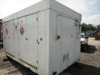 *****Hazmat Storage Building..Hazerdous Materials*****