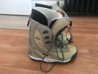 WOMEN'S DRIVER SNOW BOARDING BOOTS SIZE UK 6.5