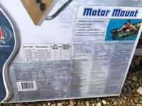 Inflatable boat Best Way motor bracket