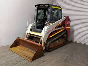 Takeuchi TL230 2249hrs 71HP Track Loader s/n -916 Welshpool Canning Area Preview