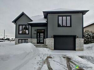 315 000$ - Maison à un étage et demi à vendre