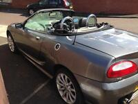 Mg tf needs gearbox mot September. Swap ??