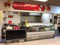Chinese Restaurant/Sit-in & Takeaway For Sale / To Let Glasgow (Paisley) (MAY SUIT OTHER FOOD TYPES)