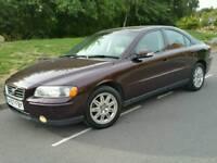 2007 VOLVO S60 S DIESEL**AUTOMATIC**FSH*FULL LEATHER*P/SENS*EL-PACK*MINT COND'N*#AUDI#BMW