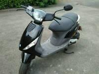 Piaggio zip 50cc 12 months MOT