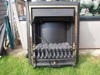 2 electric fireplaces