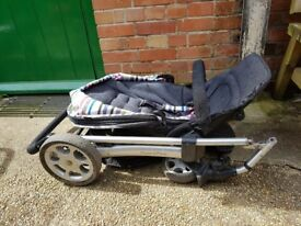 Mamas and Papas Sola Pushchair - used as a spare