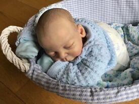 Reborn doll Siri Elisa Marx