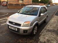 Ford Fusion Plus 1.4 5 Door, AC, Htd screen, 12 month MOT just done