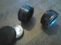camera lens converters