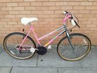 ladies mountain bike with 26 wheel size