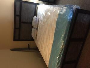50% OFF Until August 27, 2016. QUEEN ANDREW BED. REGULAR $849 NOW $424.50 + TAX