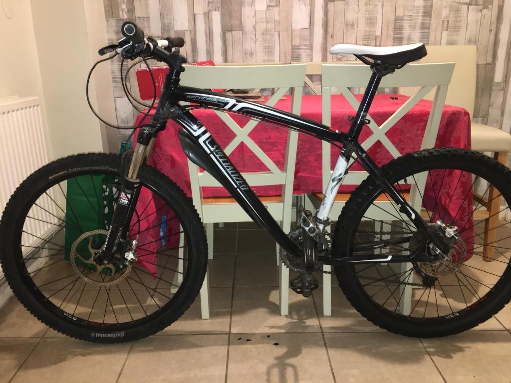 Specialized hardtail mtb mountain bike swap