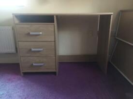 Dressing Table with 3 drawers