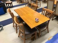 Cafe / Restaurant Chairs & Tables- Very good condition