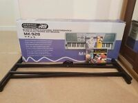 Christmas Bargain: Brand New Boxed Electric keyboard and Acoustic Guitar