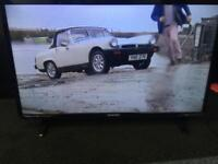 "Blaupunkt 40"" full hd led tv freeview tv - cheap"