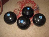 Vintage Tyrolite Bowls - Set of Four