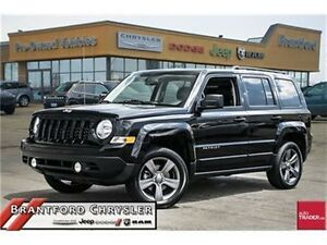 2016 Jeep Patriot High Altitude ~ Leather ~ awd ~ Sunroof~