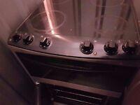 Zanussi ZCV66030XA Double Oven, Grill and Hob £150 QUICKSALE