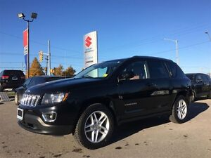 2014 Jeep Compass Limited ~Nav ~Power Heated Leather ~Backup Cam