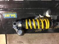 Yamaha r6 5eb standard shock