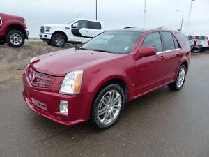 2008 Cadillac SRX4 Heated Leather Seats, AWD, Sunroof