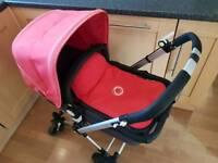 Bugaboo cameleon pram pushchair carrycot