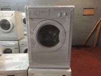 nice white Indesit washing machine it's s 6kg 1400 spin in excellent condition in full working order