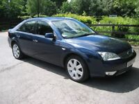 2007 FORD MONDEO 2.0 GHIA X 5 DOOR AUTOMATIC PETROL