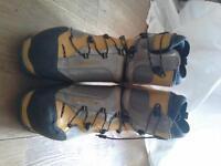 La Sportiva Spantik climbing boots UK 11.5 / EU 46