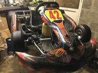 Project One Cadet Kart inc. T2 engine