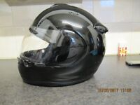 ARAI AXCES 2 GLOSS BLACK SIZE EXTRA SMALL 54 CM