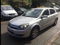 VAUXHALL ASTRA 1.8 AUTOMATIC 350 engine fault