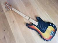 Fender Precision Bass 1979