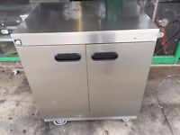 FASTFOOD RESTAURANT HOT KITCHEN FOOD WARMER COMMERCIAL CABINET CAFE TAKEAWAY CATERING CUISINE BAR