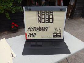 NoBo Professional Flip Chart and Sales Presentation Folder