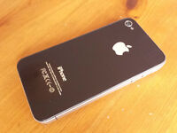 Apple iPhone 4S 8GB Black Locked to Vodafone