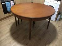 SOLID WOOD Large family dining table BARGAIN.