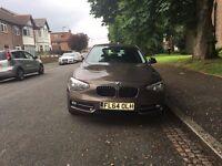 BMW 1 Series 2.0 118d Sport Sports Hatch 5dr (startstop)
