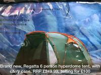 Brand new tents prices on pics