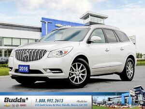 2016 Buick Enclave Leather Safety & Re-Conditioned