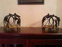 Antique Wine Holders