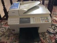 Brother printer, copier and scanner