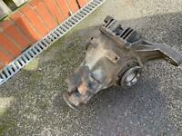 BMW E36 Small case welded diff, drive shafts & prop